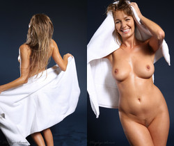 Hayley Marie Coppin - Towel - Hayley's Secrets