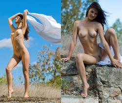 Gaia B - In The Sky - Erotic Beauty