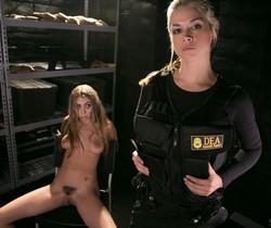 Sarah Vandella, Kat Dior - Extradition: Part Three