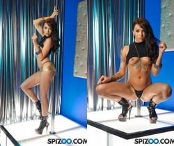 Natalie Heart Stripper Experience - Spizoo