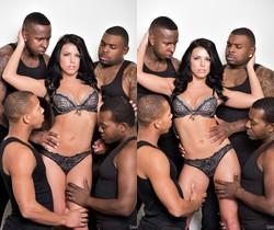 Adriana Chechik black gangbang - DarkX