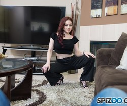 Jessica Ryan Fan Blowjob - Spizoo