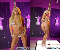 Layla Tease - Layla Price sexy exhibitionist - Spizoo