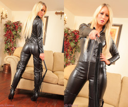 Candice Catsuit - Strictly Glamour