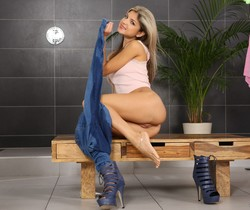 Wet and Pissy - Gina Gerson