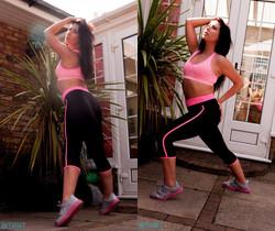 Sophie Star - Sophie Yoga - Skin Tight Glamour
