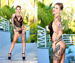 Will Powers & Kleio Valentien - Throated
