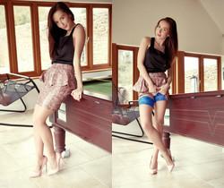 Sophia Smith - Ssl Pool - Sophia's Sexy Legwear
