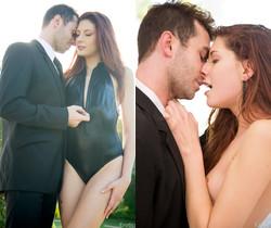 James Deen & Ashlyn Molloy - Erotica X