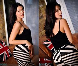Ava Dalush - Ava Leggings - Skin Tight Glamour