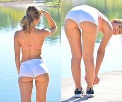 Demi - Sporty Style - FTV Girls