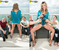 Brandi Fox - Two for Brandi - 40 Something Mag