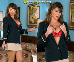 Josette Lynn - Bringing Back The Bush - 40 Something Mag