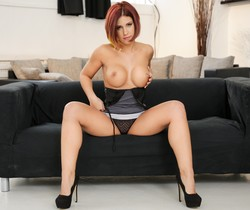 Katie Fuckdoll - Double Pounding for her Ass