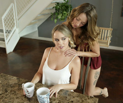 Alexis Adams, Kirsten Lee - Three Lovers - Nubile Films