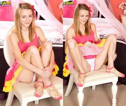 Ava Hardy - Candy Cunny - 18eighteen
