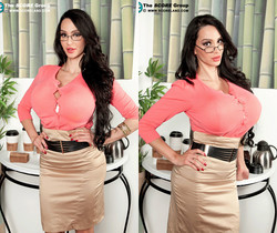 Amy Anderssen - Hittin The Mega-boobed Office Hottie