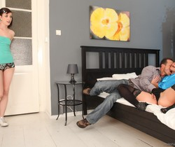 Barbra Sweet, Enza - My Wife Loves Threesomes #06