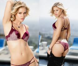 Jessa Rhodes & Alina West - Erotica X