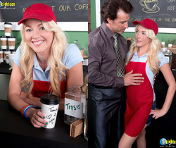 Ashley Stone - Boning The Barista - 18eighteen