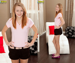 Trixie Blu, Ava Hardy - Swinging Virgin - 18eighteen