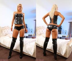 Jenni P Shorts - Strictly Glamour