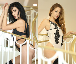 Aiden Ashley, Salena Storm & Kimmy - Triple Treat - X-Art