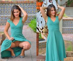 Chloe - Pretty Girl In Green - FTV Girls