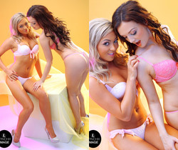 Natalia and Faye's love and lust story - Spinchix
