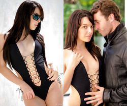 James Deen & Natalie Heart - Erotica X