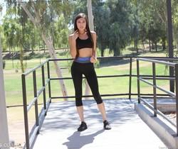 Katy - Sporty Looker - FTV Girls
