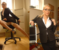 Hayley Marie Coppin - The Office Secretary