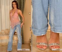 Nedra - Footsie Babes