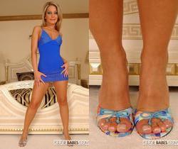 Camille - Footsie Babes