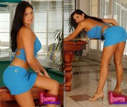 Veronica Da Souza - Horny Euro Sluts