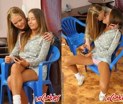 Lesbian Action with Charlene & Bailey - Lez Cuties