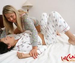 Priscilla & Vanilla Hardcore Lesbians - Lez Cuties