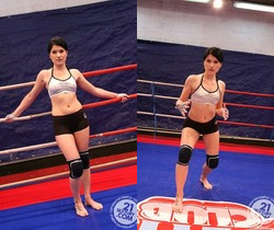 Lucy Bell VS Paige Fox