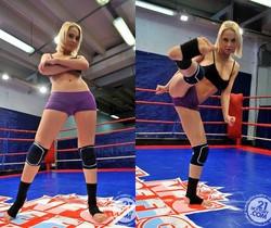 Tiffany Doll VS Mandi Dee