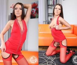 Roxina, Candy Jump - 21 Sextury