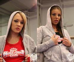 Debbie White VS Blue Angel