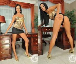 Ashley Bulgari - 21 Sextury