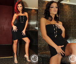 Black Angelika - 21 Sextury