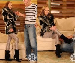 Gitta Blond - 21 Sextury