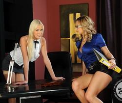 Karina Shay, Teena - 21 Sextury