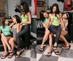 Emily A., Adina, Monchi