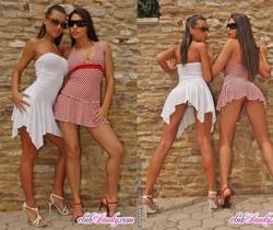 Zafira, Ciara Bugatti - Club Sandy