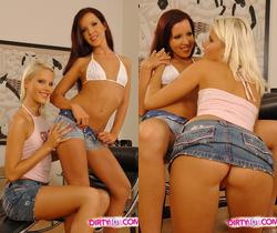Pussy Licking with Pink Pussy & Jane F.