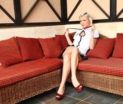Zazie Skymm - Karup's Private Collection