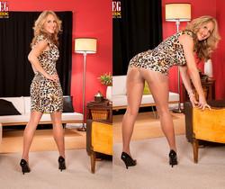 Jenna Covelli - Seasoned Strumpet - Leg Sex